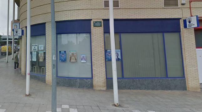 foto de Administración de Lotería de la Cuesta de la Estación, en Tudela