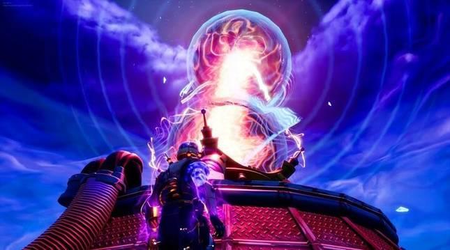 Una imagen del conocido videojuego de Epic Games.