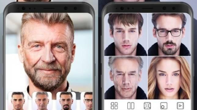 FaceApp es una aplicación móvil de origen ruso.