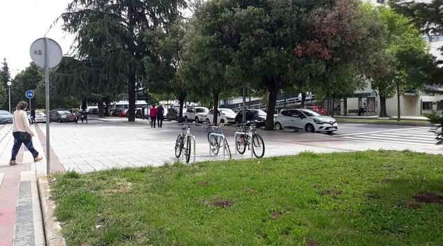 El Ayuntamiento instala 38 nuevos aparcabicis, con 228 plazas