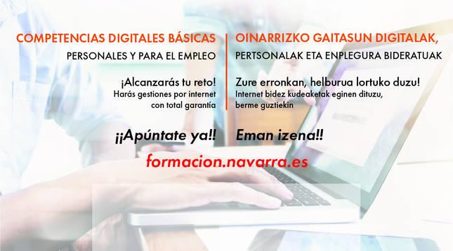 Empleo Arranca Con 75 Cursos Y 750 Plazas El Plan De Choque De Formacion En Competencias Digitales Basicas Noticias De Navarra En Diario De Navarra