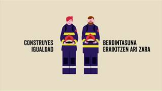 Vídeo: Campaña 'Dale la vuelta: comparte en igualdad'