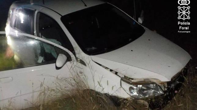 Heridos tras fugarse después de haber sido inmovilizados en Cadreita