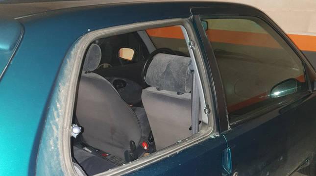 Prisión para un reincidente por robar en 40 vehículos de garajes de la Rochapea