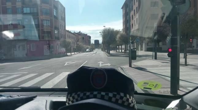 Foto facilitada por la Policía Municipal.