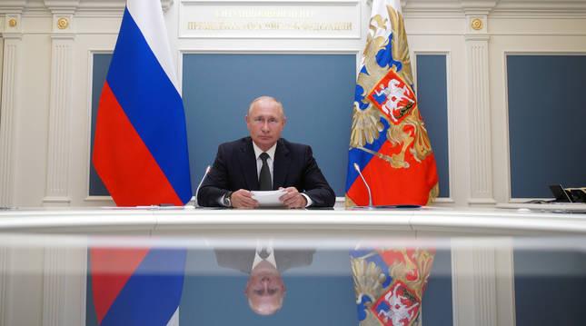 foto de El presidente de Rusia, Vladimir Putin