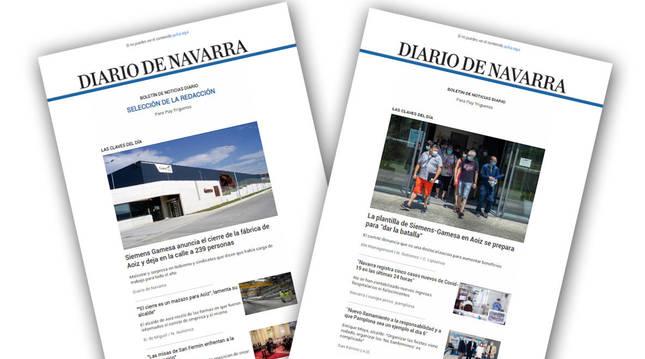 Diario de Navarra renueva sus boletines informativos para acercarse más a sus lectores