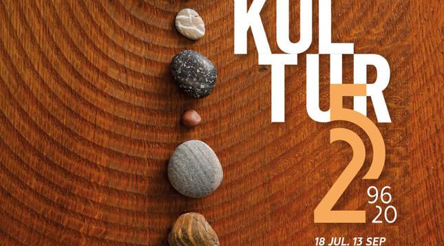 Portada del programa Kultur 2020.