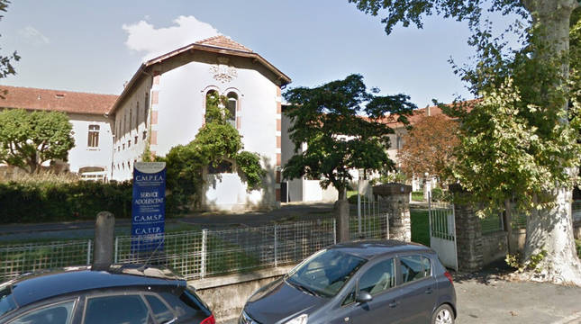 Hospital de Bayona.