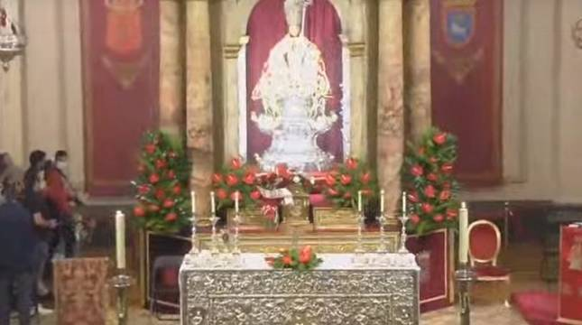 Misa de San Fermín del 7 de julio de 2020