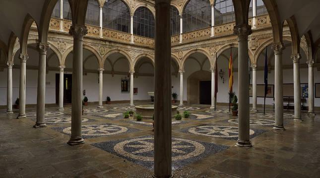 El Palacio de las Cadenas en Úbeda (Jaén)