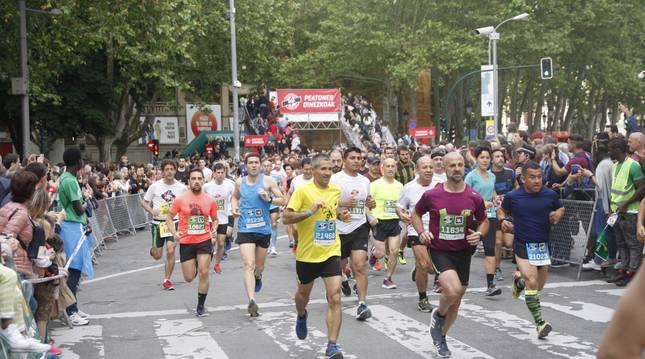 Suspendida la EDP San Fermín Media Maratón de 2020