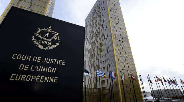 Sede del Tribunal de Justicia de la Unión Europea.