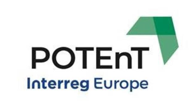 Logo del proyecto europeo POTEnT.