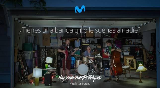 Movistar Sound.