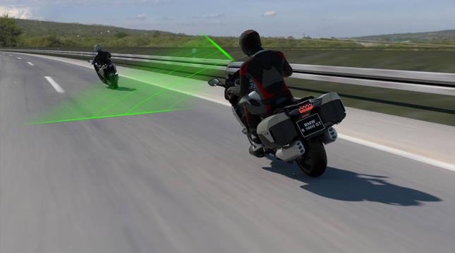 BMW ACC Motorrad