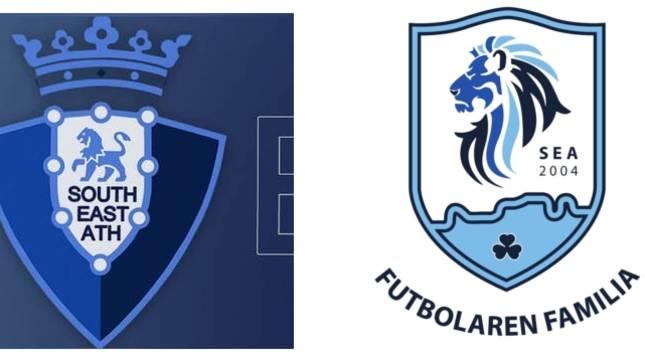 El South East Athletic presenta su nuevo escudo