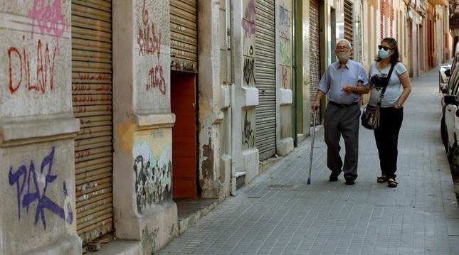 Empeora la situación en Aragón, y desconcierto en Lleida