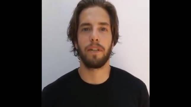 Héctor González, nuevo jugador del Helvetia Anaitasuna.