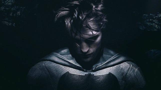 Imagen promocional de 'The Batman', de Matt Reeves
