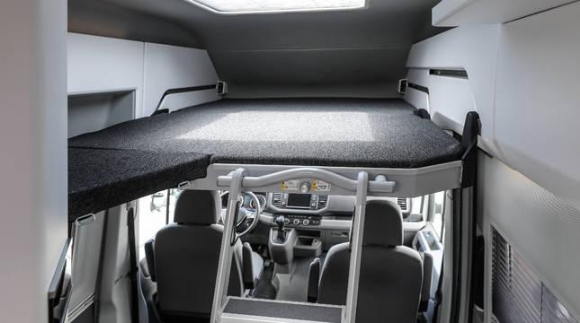 Gama camper de Volkswagen