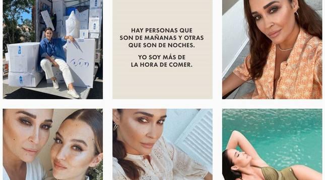 La cuenta de Instagram de Vicky Martín Berrocal
