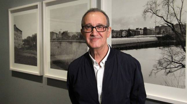 Carlos Cánovas, en una fotografía de 2018 en la presentación de una exposición en el Museo ICO.