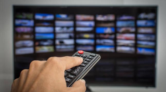 Imagen de una smart TV, uno de los productos tecnológicos más deseados