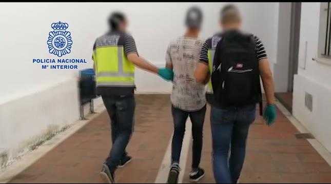Desarticulada una banda dedicada al tráfico de personas desde Marruecos a Andalucía