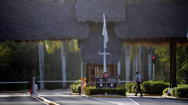 Complejo Casa de Campo en la República Dominicana, donde podría encontrarse Juan Carlos I