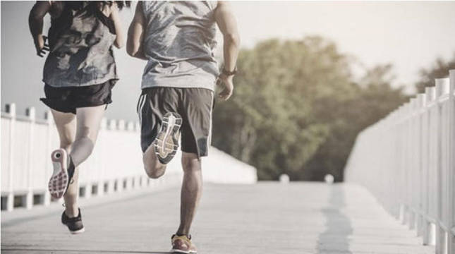 Portada del estudio elaborado para el Instituto Navarro de Deporte sobre la actividad deportiva de la población deportista navarra durante el estado de alarma.