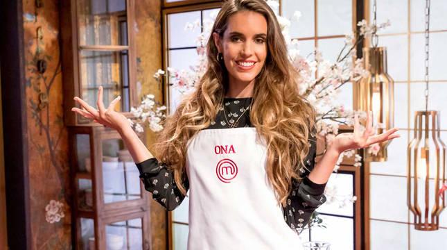 Ona Carbonell ganó la tercera edición de Master Chef Celebrity.
