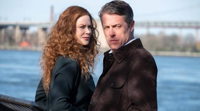 Nicole Kidman y Hugh Grant protagonizan la serie 'The Undoing'.