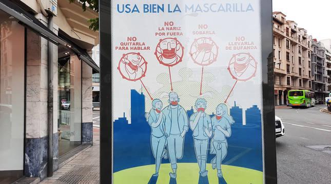 Confirmados 342 nuevos contagios en el País Vasco, 48 menos que ayer, de los que 248 son en Vizcaya