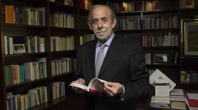 Fernando Valdés, magistrado del Tribunal Constitucional.