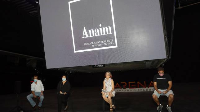 Presentación de ANAIM.