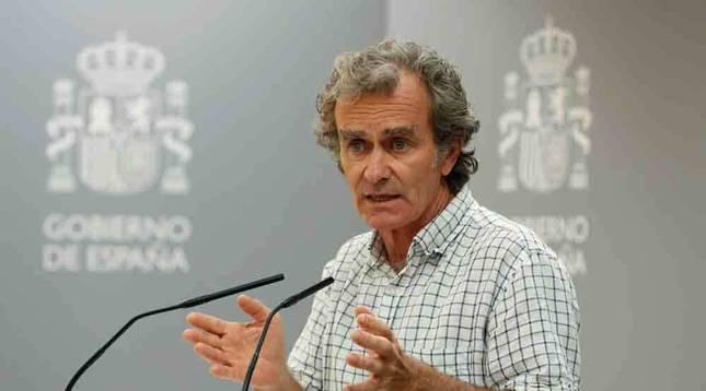 Los nuevos casos se disparan en España, con 2.935 en las últimas 24 horas
