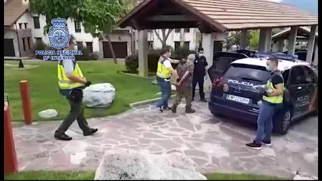 Detenidos como presuntos autores del asesinato de una mujer con discapacidad en Benidorm