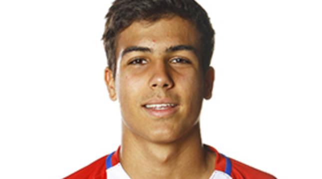 Osasuna consigue la cesión de Manu Sánchez (Atlético de Madrid)