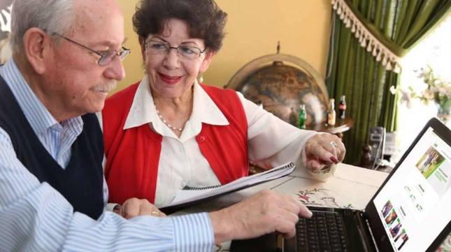 Los nuevos pensionistas tienen cada vez una edad mayor.