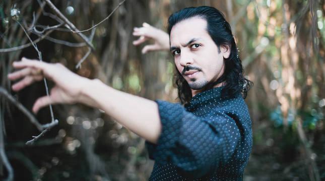 Farruquito actuará en Baluarte con su espectáculo Íntimo en el que reflexiona sobre sus más de treinta años de trayectoria artística  como bailaor flamenco.
