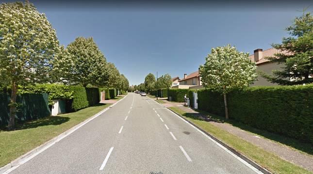 La calle Lezaun, la más cara de Navarra para comprar una vivienda