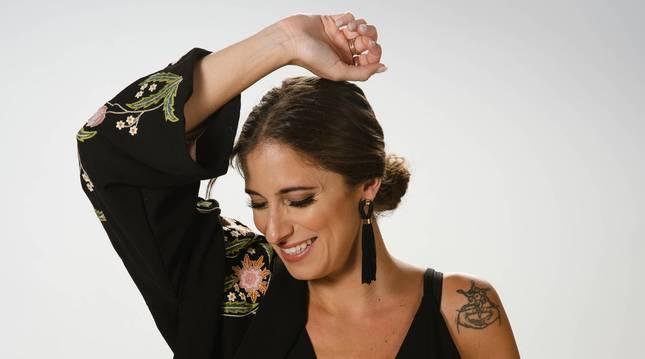 foto de La malagueña María Peláe actuará en el escenario de La Ciudadela.