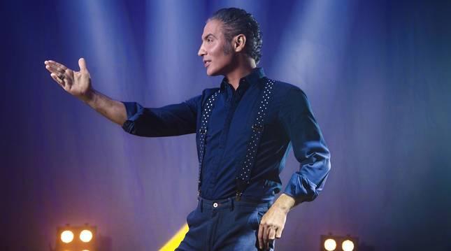 foto de Pitingo llega al festival Flamenco On Fire con el espectáculo Mestizo y fronterizo en el que hace dialogar distintos géneros musicales.