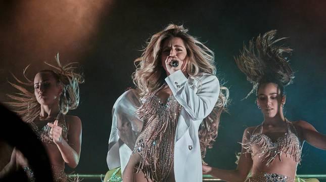 Fotos del concierto de Lola Índigo en el Navarra Arena
