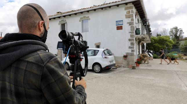 Dos terremotos con epicentro en Lizoáin, uno de 4 grados, despiertan a la Comarca de Pamplona