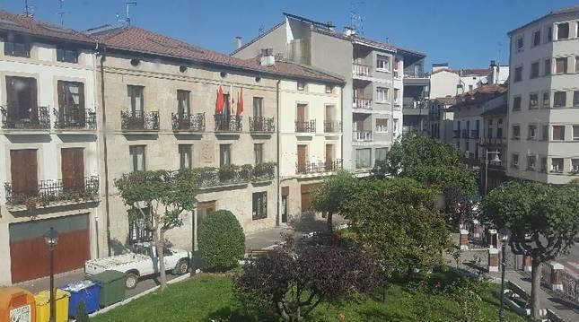 Imagen del Ayuntamiento de Alsasua.