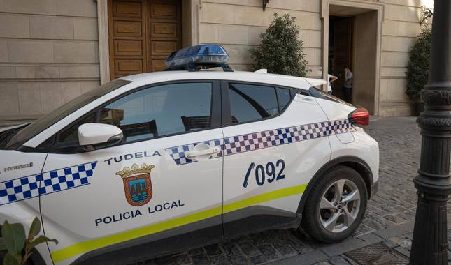foto de Vehículo de la Policía Local de Tudela