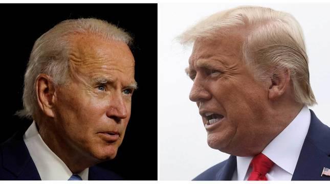 Trump y Biden se acusan mutuamente de politizar la futura vacuna de COVID-19
