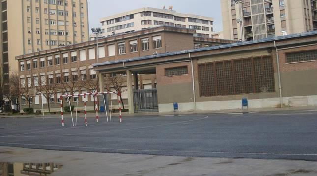 Colegio público Los Sauces de Barañáin.